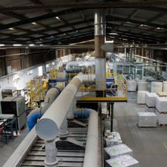 Cover photos Lojas e Espaços comerciais industriais por Ceragni Industrial Azulejo