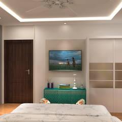 ห้องนอน by MAD DESIGN