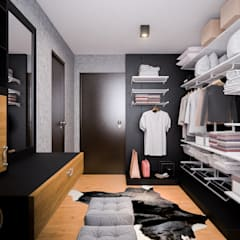 Closets de estilo  por Diameter Design
