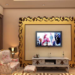 Media room by homify, Colonial