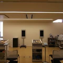 旭川たかはし眼科: 株式会社 ATELIER O2が手掛けた病院です。