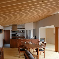 HONEST HOUSE: 株式会社 ATELIER O2が手掛けたダイニングです。