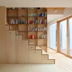 Stairs by 株式会社 ATELIER O2