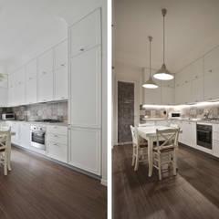 Cucina in Stile Country Moderno: Cucina in stile In stile Country di JFD - Juri Favilli Design