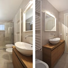 Bathroom by JFD - Juri Favilli Design