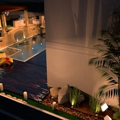 Create Your Garden Design or Backyard 3D:  Spa by Malek Almsri