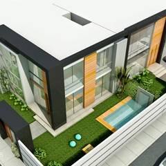 Condominios de estilo  por homify, Moderno