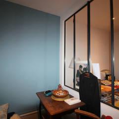 APPARTEMENT  T6 A STRASBOURG: Chambre de style de style Classique par Agence ADI-HOME