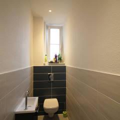 APPARTEMENT  T6 A STRASBOURG: Couloir et hall d'entrée de style  par Agence ADI-HOME