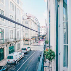 Rua Cor de Rosa: Janelas   por YS PROJECT DESIGN