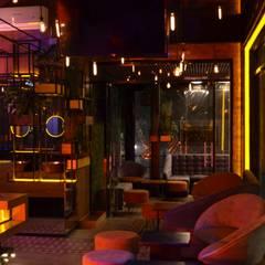 LA SERENATA: Bares y discotecas de estilo  por Praxis Arquitectura
