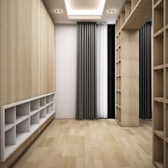 :  ห้องแต่งตัว by Zero field design studio