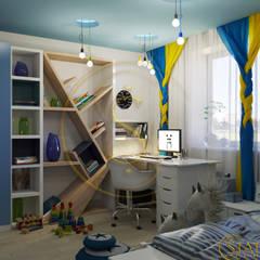 детская: Детские спальни в . Автор – status