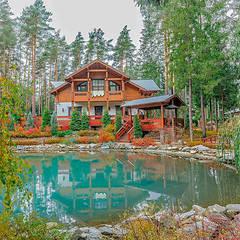 Estanques de jardín de estilo  por ПАН Ландшафт