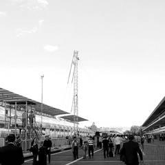Stadions door TAAU