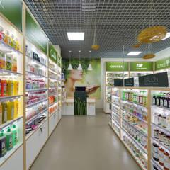Дизайн интерьера коммерческих помещений: Офисы и магазины в . Автор – Art-i-Chok