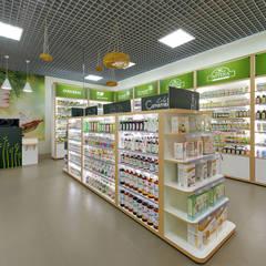 Идеи оформления магазина косметики : Офисы и магазины в . Автор – Art-i-Chok