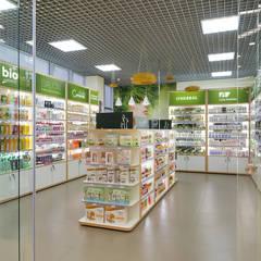Коммерческий дизайн интерьера - фото: Офисы и магазины в . Автор – Art-i-Chok