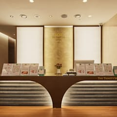 rustieke & brocante Spa door 한디자인 / HAN DESIGN