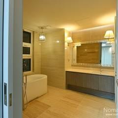 66평 강서구 엘크루블루오션 - 부산: 노마드디자인 / Nomad design의  욕실