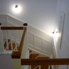 Escaleras de estilo  por SCHOß INGENIEUR GmbH