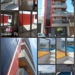 Condominios de estilo  por Estudio A+I, Moderno