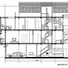 Nhà Ống 3 Tầng 1 Tum Với Thiết Kế Giếng Trời Tuyệt Đẹp:  Nhà gia đình by Công ty TNHH Xây Dựng TM – DV Song Phát