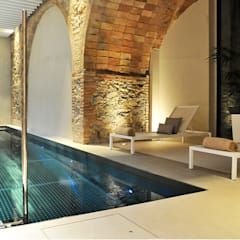 HOTEL ABAC: Spa de estilo  de INBECA Wellness Equipment,