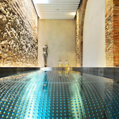 HOTEL ABAC: Spa de estilo  de INBECA Wellness Equipment