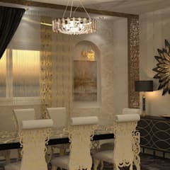 classic Dining room by Batool