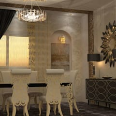 Dining room by Batool