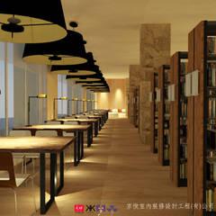 Living room by 京悅室內裝修設計工程(有)公司|真水空間建築設計居研所, Industrial Concrete