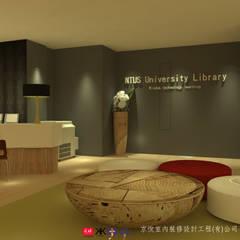 Walls by 京悅室內裝修設計工程(有)公司|真水空間建築設計居研所, Modern Wood Wood effect