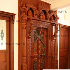 pintu kayu by Kiran Enterprises