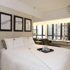 Vantage Park:  Bedroom by Clifton Leung Design Workshop