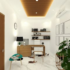 Study/office by SEKALA Studio