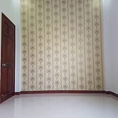 Ruang Kerja oleh Công ty TNHH TK XD Song Phát, Asia Perunggu
