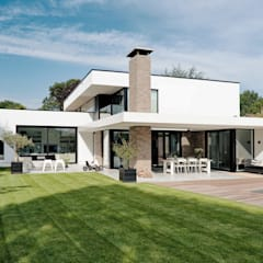 Estancias de estilo  por BB architecten
