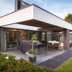 Woning dB Prinsenbeek:  Bungalow door BB architecten