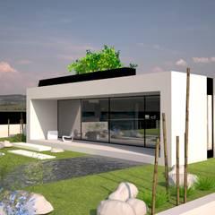 Parcelas de agrado de estilo  por Andreia Anjos - Arquitectura, Design e Construção