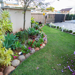 Front garden by homify,