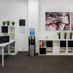 Study/office by mlynchyk interiors
