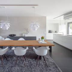 Essen - Küche:  Esszimmer von habes-architektur