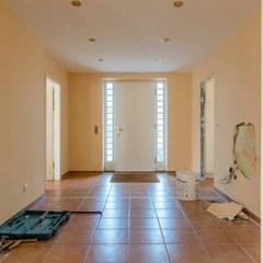 Upgrade eines Eingangsbereiches:  Flur & Diele von Ohlde Interior Design
