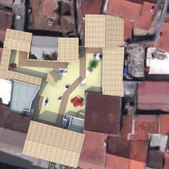 Centros de exhibiciones de estilo  por 2FCS - Arquitectura e Decoração