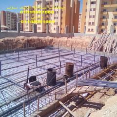 حمام سباحة اوفرفلو بمدينة اسيوط الجديدة:  حديقة تنفيذ حمامات سباحة ايجي سويم, تبسيطي حديد