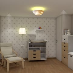 Baby room by KIDSDECOR
