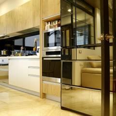 Air &sunlight 光合作用:  廚房 by 喬克諾空間設計