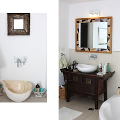 Bathroom by MINUÉ Arquitectura