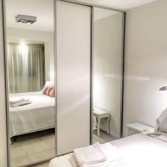 dormitorio: Dormitorios de estilo  por FAARQ - Facundo Arana Arquitecto & asoc.